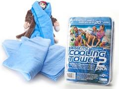 RealXGear Xtreme Large Cooling Towel 2pk
