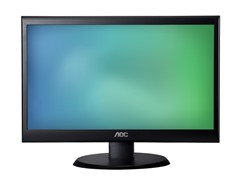 "24"" 1080p LED-backlit Monitor"