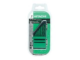 Hitachi 7-Piece Black Gold Drill Bit Set