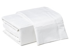 1000TC Sheet Set - White - 2 Sizes