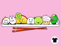 Hungry Bento Remix - Pink