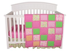 Sherbert Bedding Set- 3 Piece