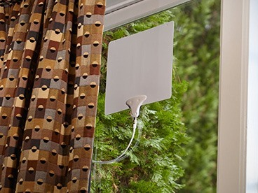 Mohu Leaf 50 TV Indoor Antenna