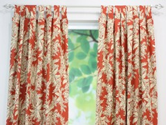 Bellingrath Tab Curtain Panel-3 Sizes