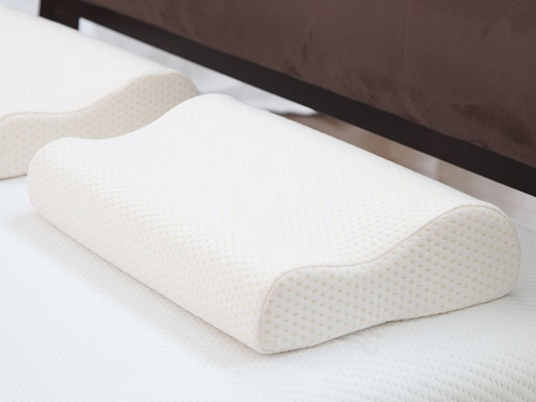 Deluxe Contour Pillow With Cover