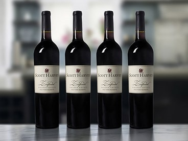 Scott Harvey Old Vine Reserve Zinfandel