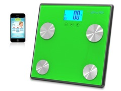 Pyle Bluetooth Digital Scale-Green