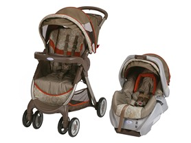 Graco Travel System- Forecaster