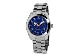 Armor Swiss Quartz Watch, Blue