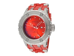 Reserve - Red Dial / Red Polyurethane