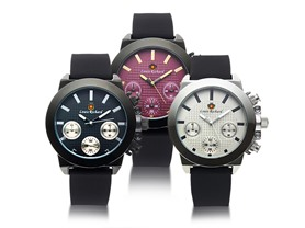 Louis Richard Balfour Chronograph - 8 Colors