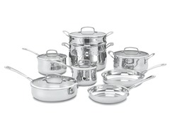 Cuisinart Contour™ 13-Pc. Cookware Set