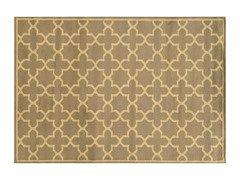 Tan/Beige Griffin Geometric Rug 5-Sizes