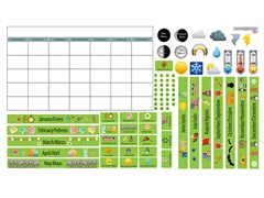 Peel, Play & Learn Calendar