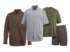 Wolverine Men's Apparel - Your Choice