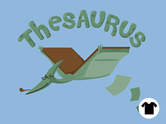 Thesaurus V-Neck