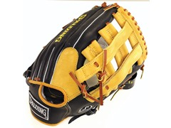 "Stadium Series 13.5"" H Web - Blk/Tan(LH)"
