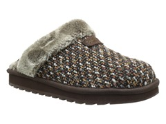 Bobs Keepsakes-Boucle Flat - Chocolate