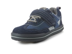 Umi Terran Leather/Suede - Navy (29-33)