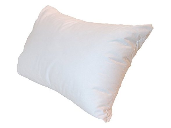 Pillowflex synthetic down pillow inserts for Best down pillow inserts
