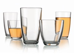Maya 16-Piece Glassware Set