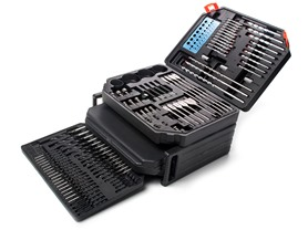 PortaMate Drill Bit Set, 300-Pack