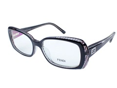 Women's Optical Frame, Black