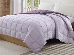 Reversible Blanket-Purple-2 sizes