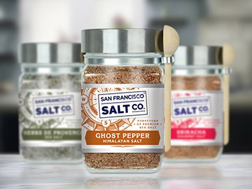 San Francisco Salt Company Sampler