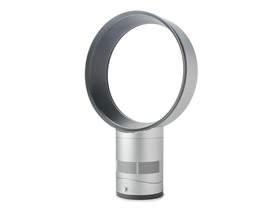"Dyson AM01 12"" Table Fan - Silver"