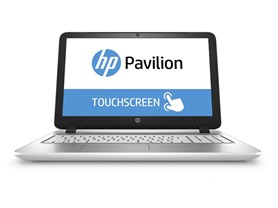"HP 15.6"" Touchscreen Quad-Core Laptop"