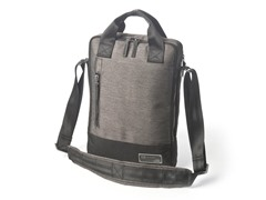 "13"" Covert Shoulder Bag - Heather Grey"