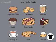 Geek Food