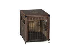Large Pet Residence - Dark Brown