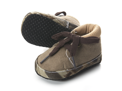 """Cubby"" Laceup Infant Shoe"