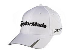 TaylorMade Split 4.0 Tour Hat - White