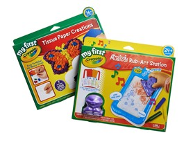 Crayola My First Creations Bundle