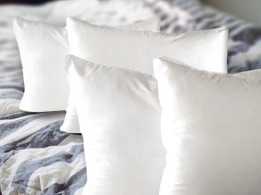 4-Pack Jumbo Down Alternative Pillows