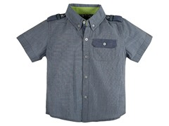 Chambray Short Sleeve (2T-4T)