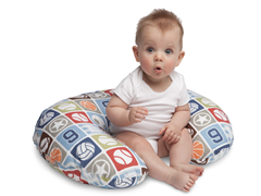 Boppy Pillow & Slipcover - 4 Choices