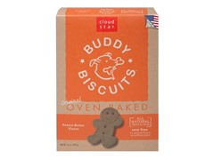 Oven Baked Buddy Biscuits - Peanut Butter