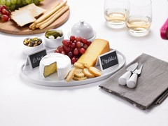10-Piece Bistro Cheese Tasting Set