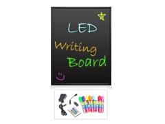 """16"""" x 12"""" Erasable Illuminated LED Writing Board"""