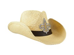 NFL Cowboy Hat - Saints