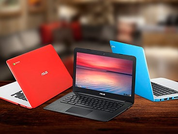 Asus HD Dual-Core Chromebooks