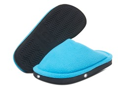 BrightFeet Lighted Childrens Slippers 2-Colors