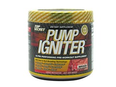 Pump Igniter, 14 Servings- Raspberry