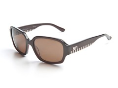 Brown Sunglasses w/ Brown Lens