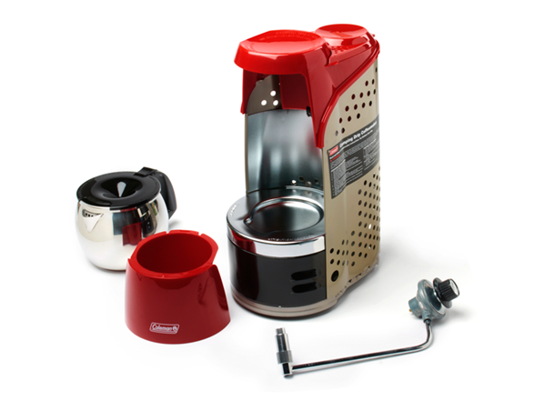 10 Cup Propane Coffee Maker