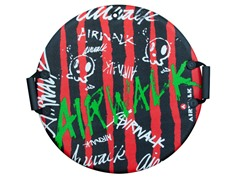 "Airwalk 26"" Foam Disc - Black & Red"